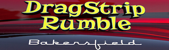 DRAGSTRIP RUMBLE